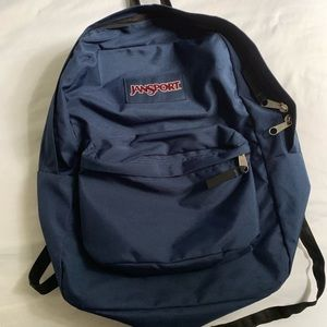 Navy Jansport